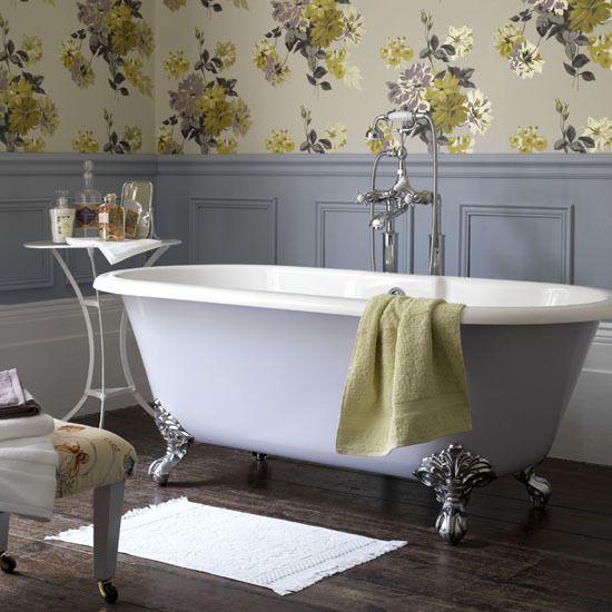 bathroom Maybe one day Pinterest - badezimmer ohne fliesen