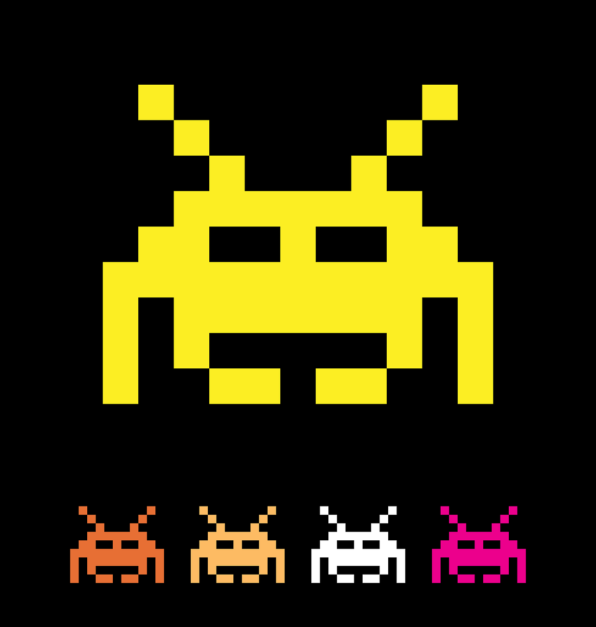 A Neurologist Makes The Case For The Video Game Model As A Learning Tool Retro Gaming Space Invaders Space Invaders Party