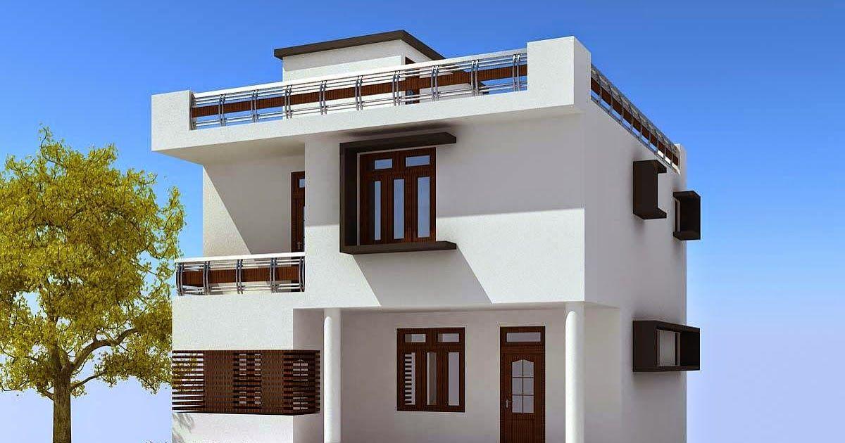 Top Model Rumah Minimalis 2 Lantai Tanpa Atap Gubukhome Kumpulan Atap Rumah Minimalis Sederhana 2 Lantai Di 2020 Arsitektur Rumah Desain Rumah Desain Exterior Rumah
