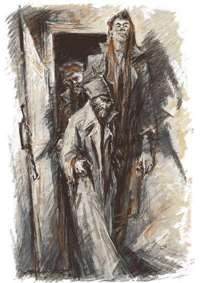 Иллюстрации к «Белой гвардии»: Иллюстрации Сергея Чепика ...