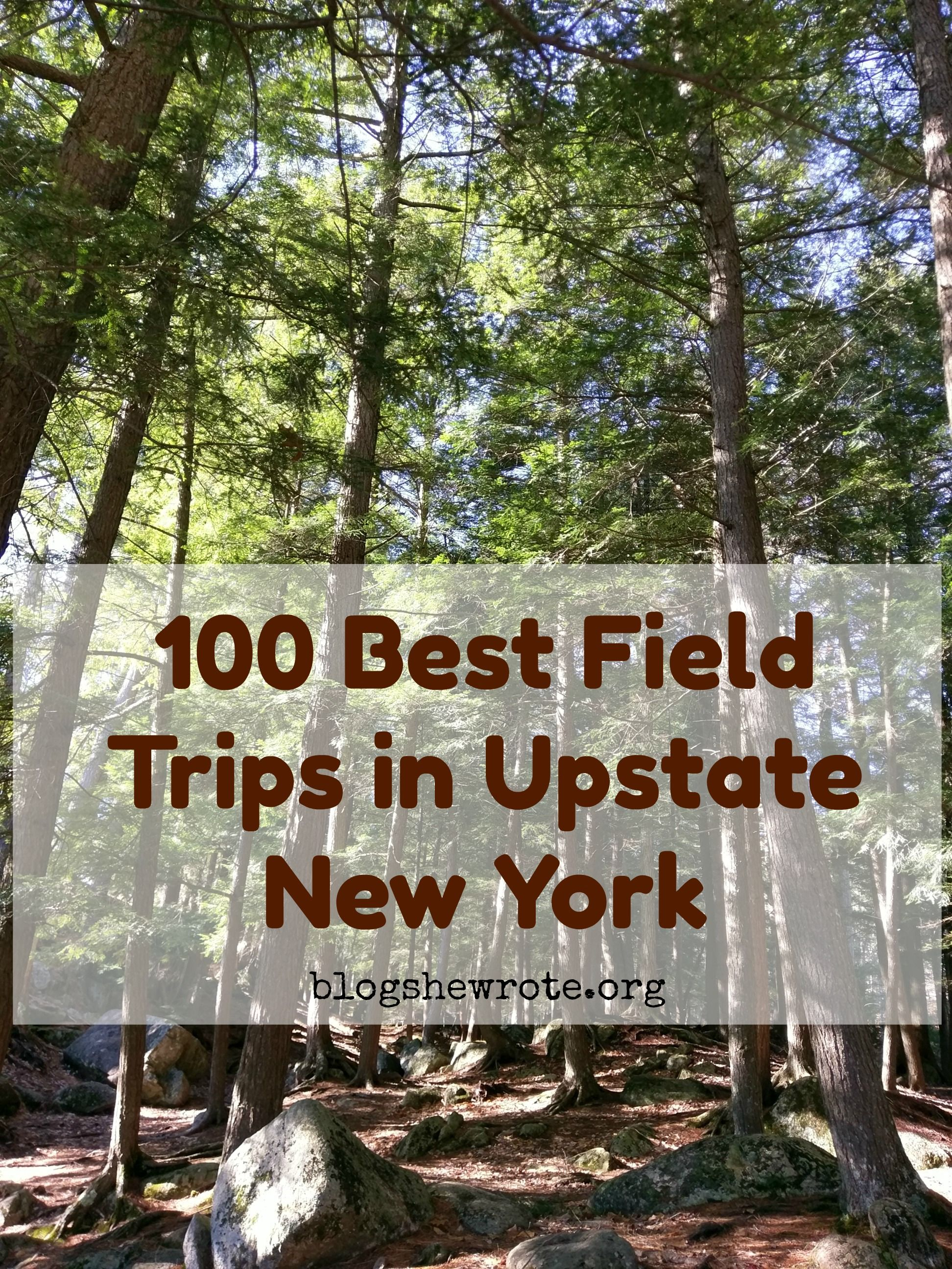 100 Best Field Trips In Upstate New York Field Trip New York