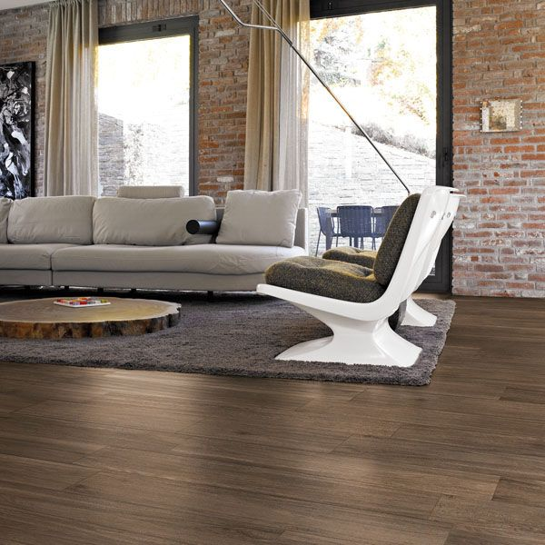 Floor And Decor Porcelain Tile Get The Look Of Hardwoods With Tile Fusion Pau Brown Wood Plank