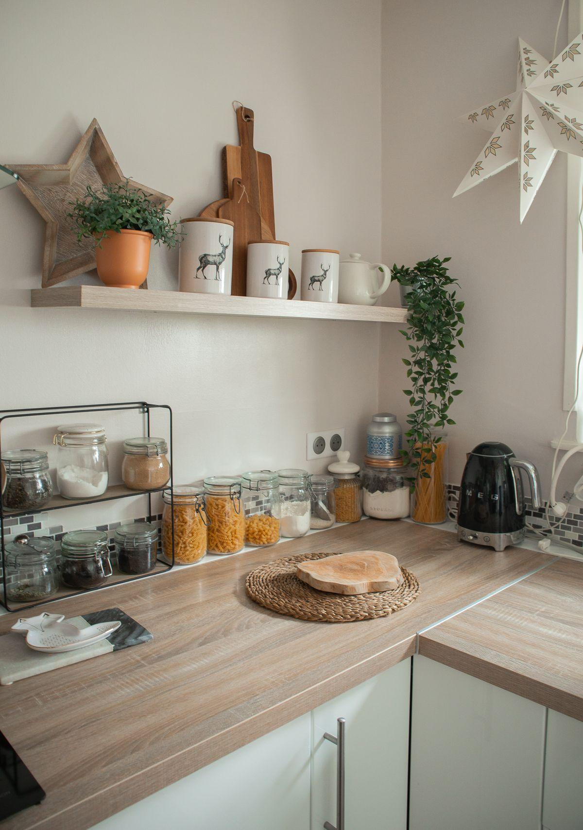 Décoration cuisine  Cuisine vintage, Decor, Kitchen