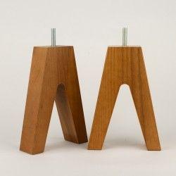 Screw On Legs To Customize Ikea Items Furniture Legs Ikea