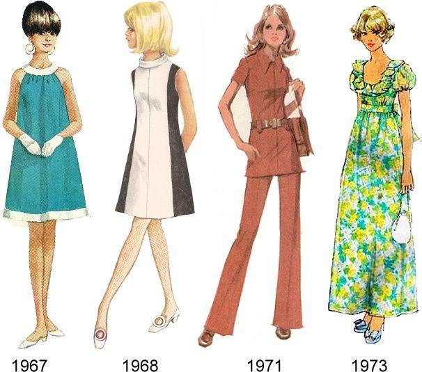 60s Hippie Fashion For Women 60s Fashion Hippie Fashion 20th Century Fashion