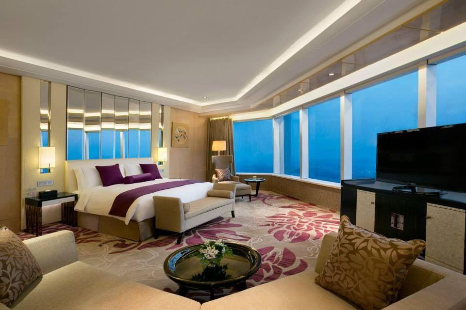 Presidential Suite Bedroom Kempinski Hotel Yixing Designed By Hba