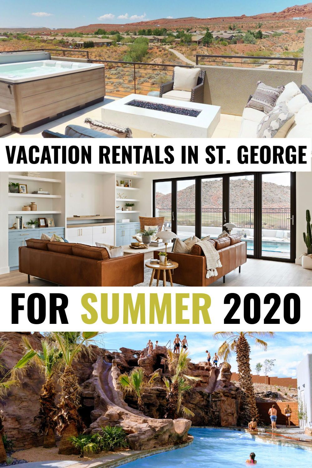 Best vacation rentals in st utah coral canyon