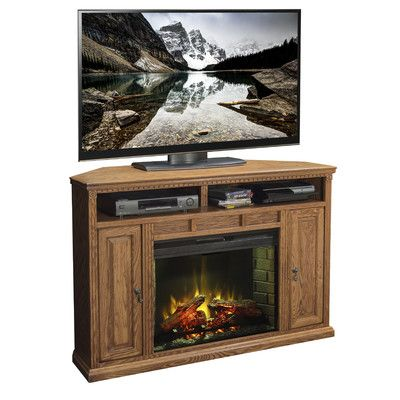 Scottsdale Tv Stand For Tvs Up To 60 With Electric Fireplace