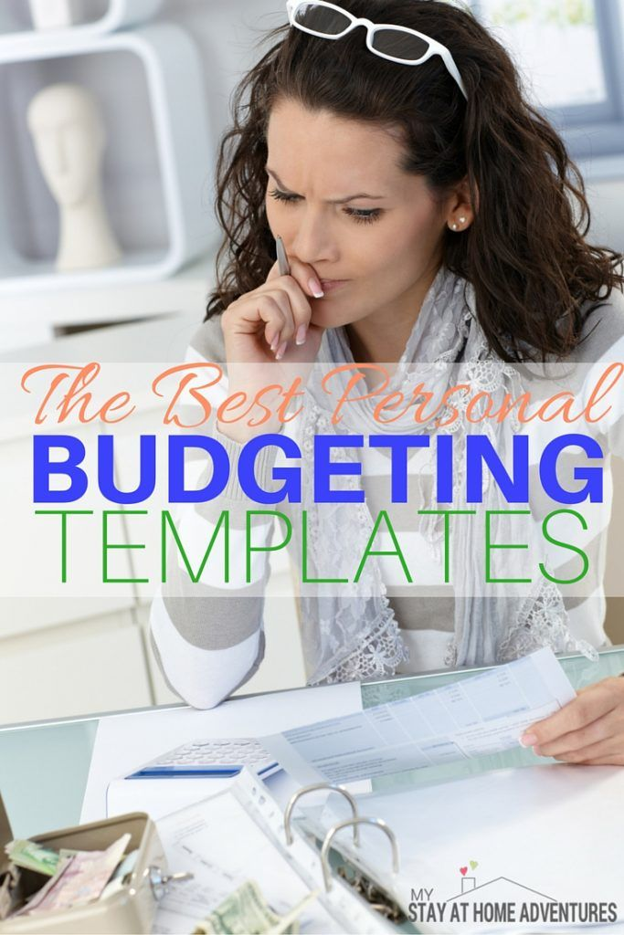 Looking for the best personal budgeting templates online? Here is a