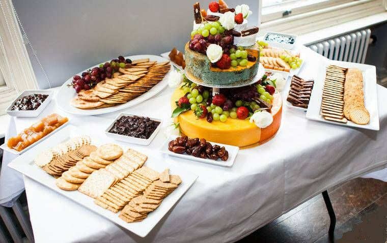 Wedding Reception Food Ideas On A Budget: Inexpensive Wedding Catering Tips And Self Catering Ideas