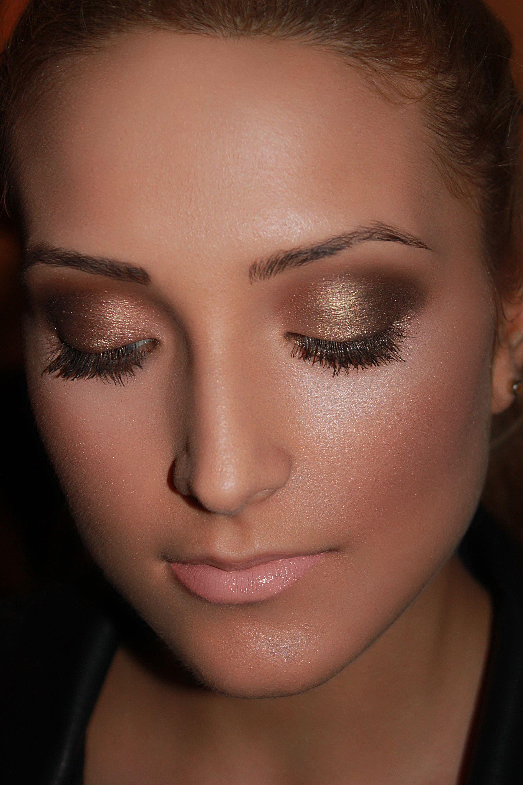 Photo of Make-up bronze eyes www.makeupjldc.com