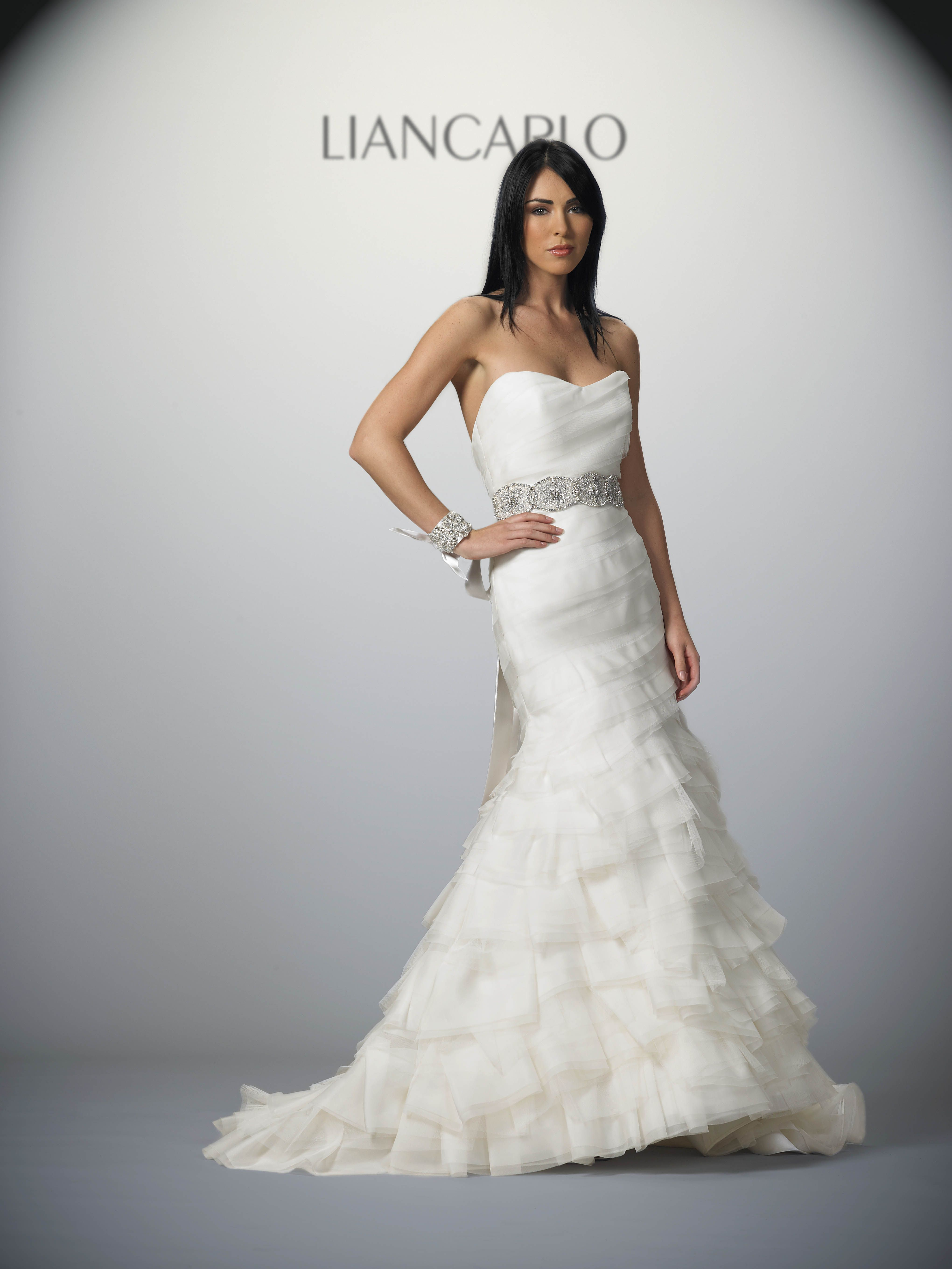 Liancarlo line i do bridal couture in baton rouge wedding