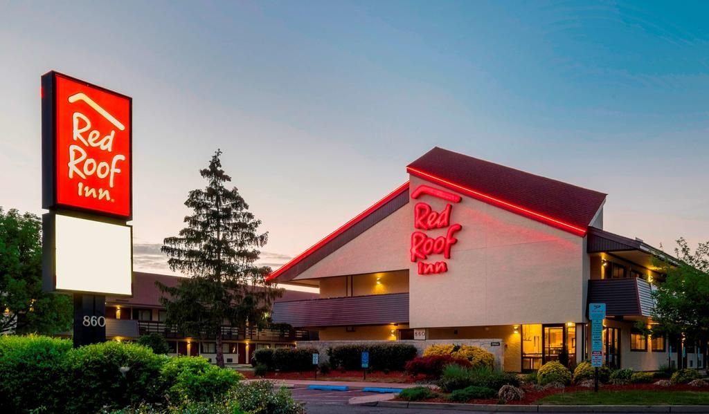 Red Roof Hotel Edison Nj Di 2020 Teknologi