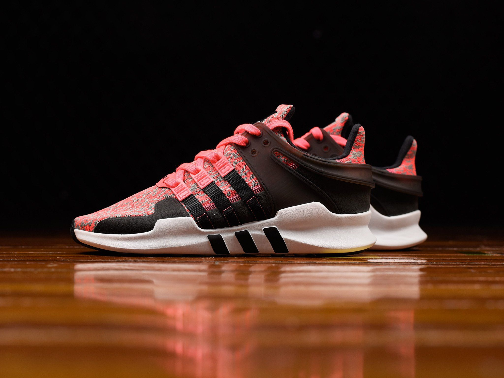 new product 457fb cd4a2 Men s Adidas EQT Support ADV  Turbo Glitch   CG2950