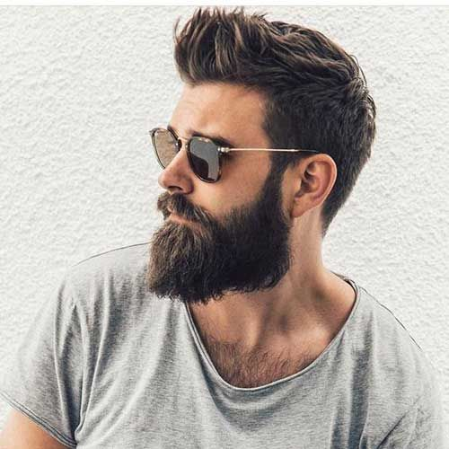 Medium Frisur Für Männer Männer Frisuren Pinterest Haircuts