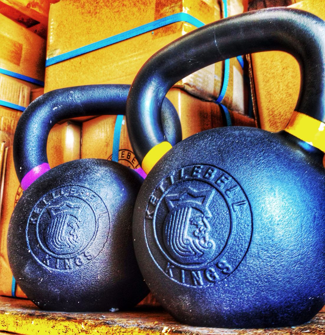 16kg 35lb And 20kg 44lb Kettlebells Headed Out Later Dudes Kettlebell Kettlebell Weights Kettlebell Workout