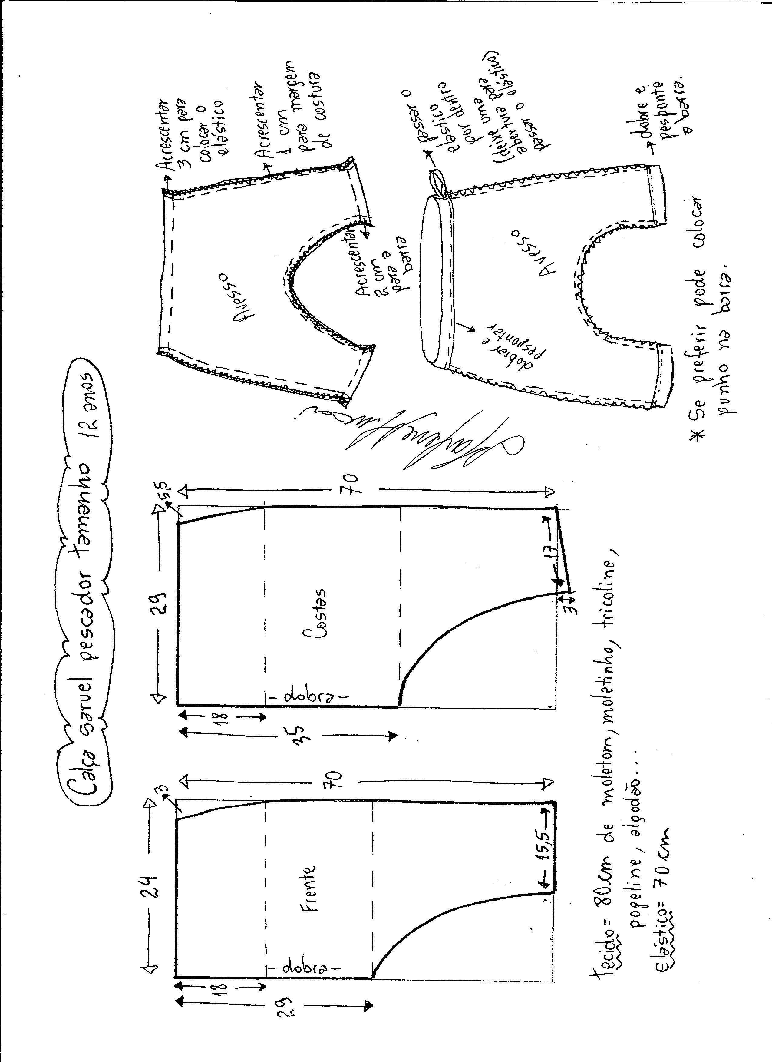 calçapescadorsaurel-12-anos.jpg (2550×3507) | Kids clothing ...