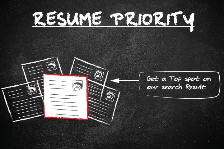 Pin by Jobrino on Jobrino Priorities, Resume, Resume search