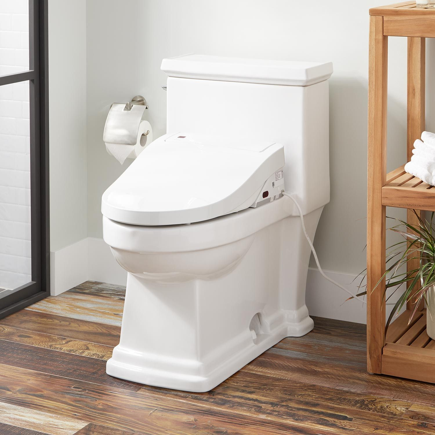Browning Siphonic Elongated OnePiece Toilet With
