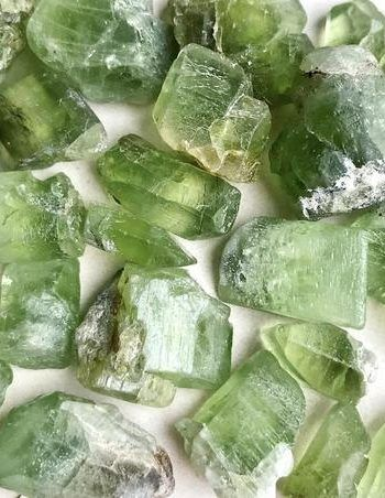 Peridot Meaning and Properties #crystalhealing