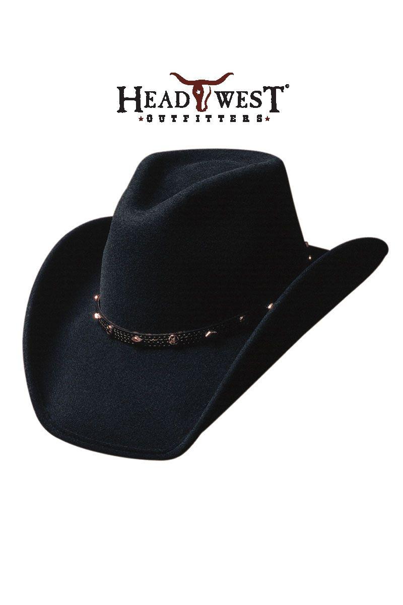 2f397553da0 Bullhide Thunderbird Cowboy Hat