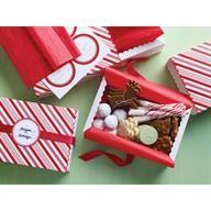 Candy Cane Matchbox