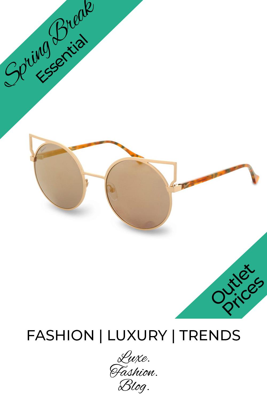20+ Spring Break Accessories You Need | Spring Break Accessories | Cute Sunglasses For Women