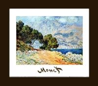 Mostrar detalhes de Quadro Pintores Famosos Monet