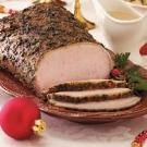 Savory Pork Roast - I've used this recipe for years... Most tender, flavorful roast ever! Pinning for quick reference!