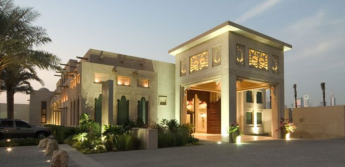 Modern Moroccan Style Homes Architecture Home Styles Design Types Hoomedesign