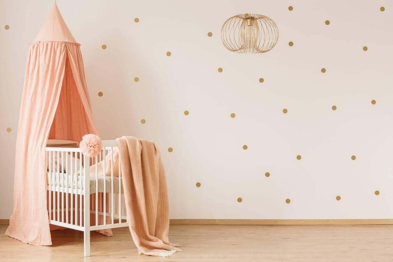 Comment Rafraichir Une Chambre De Bébé Épinglé sur maison