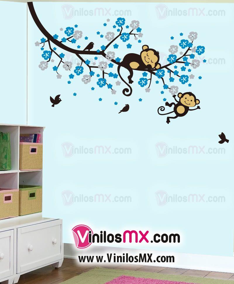 Pin de vinilos decorativos mexico monterrey en vinilos bebes - Vinilos para habitacion nina ...