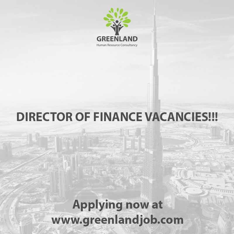 Pin by Greenland Human Resource Consultancy on Finance