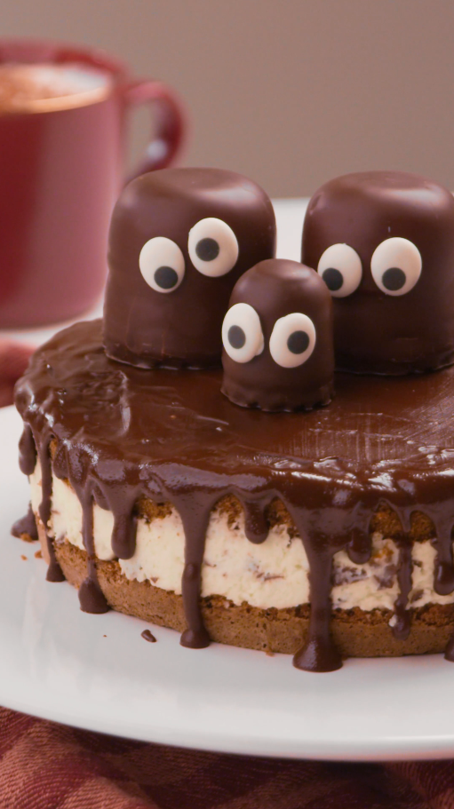 Rezeptvideo: Schokokuss-Torte