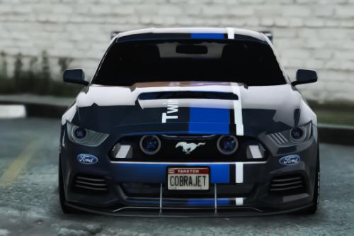 Cobra Jet Paintjob For Mustang Gt 2015 2015 Mustang Gt Mustang