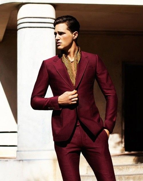 CSquared Style Inspiration: Burgundy