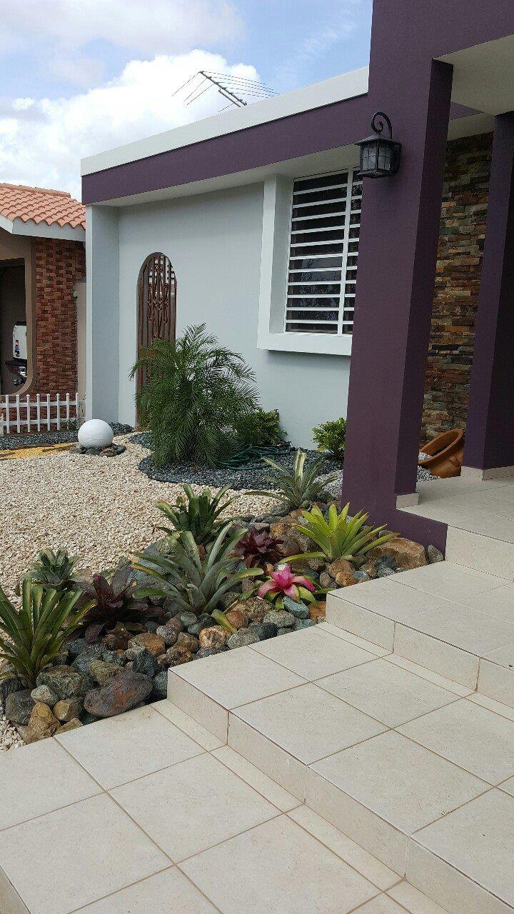 Obirose landscaping 39 landscaping 39 jardiner a paisajista for Jardineria al aire libre casa pendiente