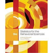 Test bank for statistics for the behavioral sciences 9th edition test bank for statistics for the behavioral sciences 9th edition by gravetter fandeluxe Images