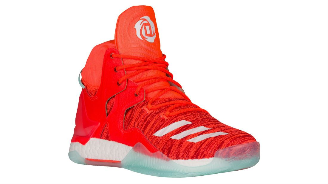 Derrick Rose Already Has Sneakers To