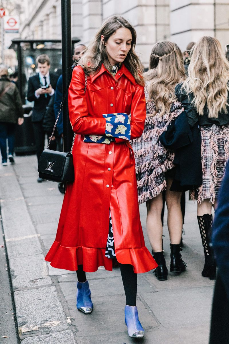 Street Style London. Febrero 2017 LONDON Street Style