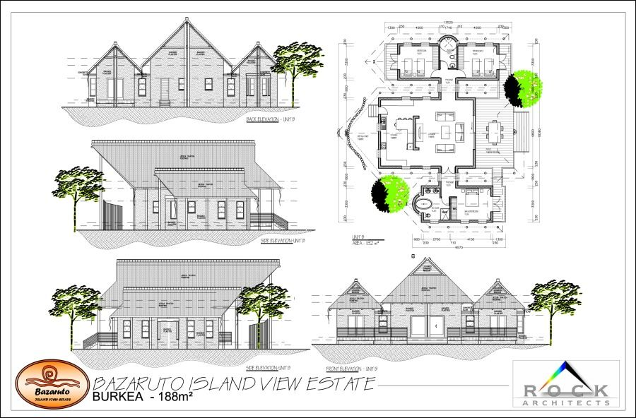 Mozambique New Homes House Plans Architect