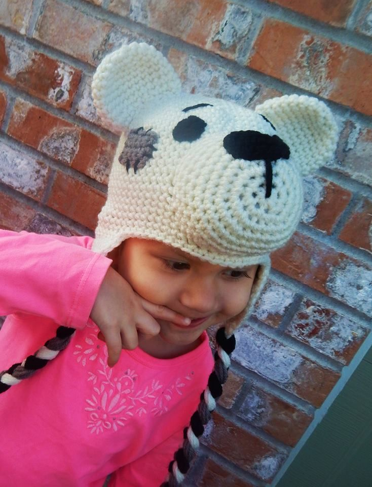 Crochet Teddy Bear Hat Made By Delicia Notions From An Irarott