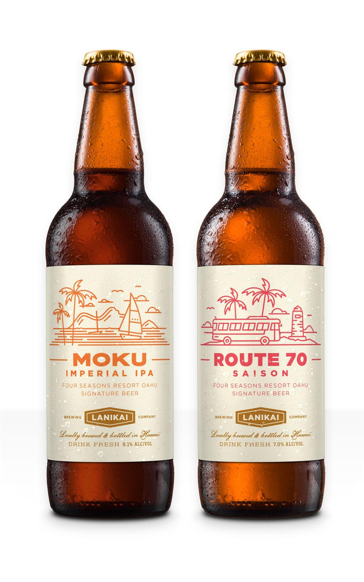 Lanikai Brewing Company: Four Seasons Edition