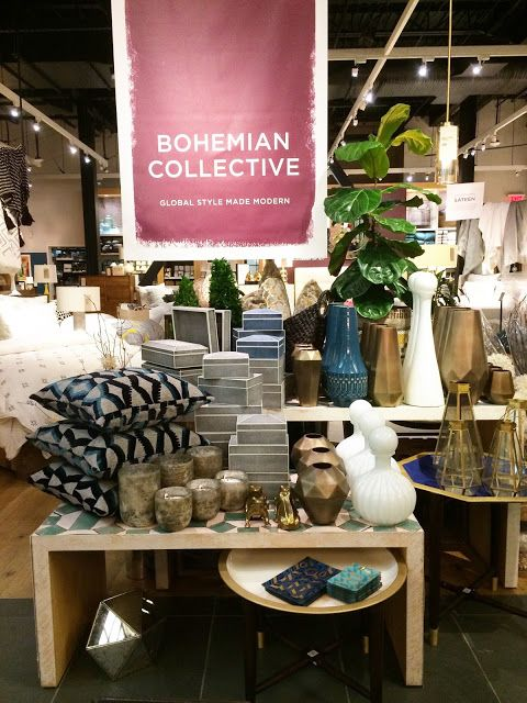 Just A Darling Life My New Job Visual Merchandiser for West Elm