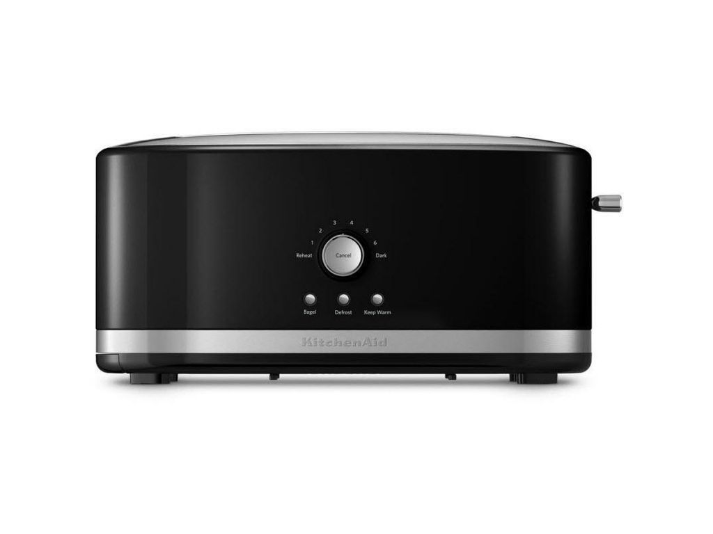 Kitchenaid 4slice long slot toaster with high lift lever