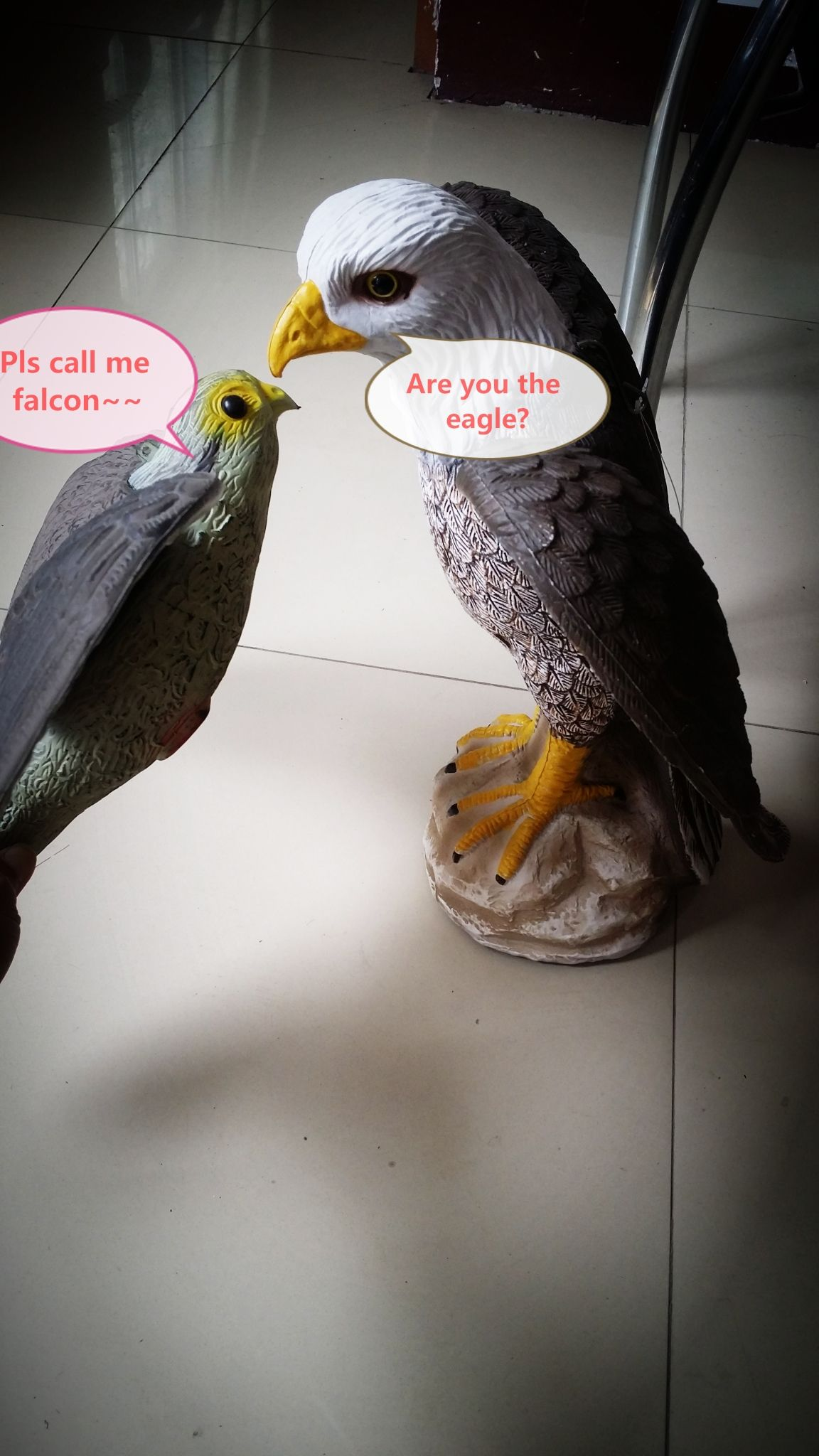 Eagle Decoy For Bird Control More Lifelike Scare The Pest Birds Rodents Away From Your Yard Garden Roof Boat Etc Follo Pest Birds Bird Control Pest Control