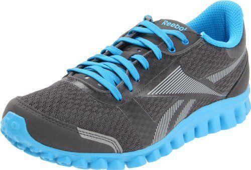 rivetgreycalifornia Reebok Optimal Realflex Womens Running Shoe x8PaY
