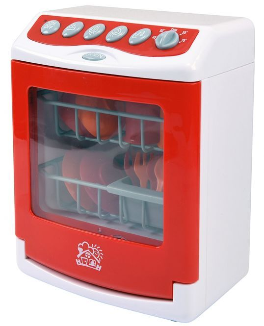 Playgo Spülmaschine für Kinder, 15teilig Spülmaschine