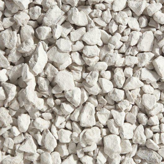 graviers_pierre_naturelle_blanc_calcaire_6_16mm__25_kg | Maison ...