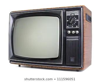 Old Tv Images Stock Photos Vectors Old Tv Vintage Television Vintage Tv